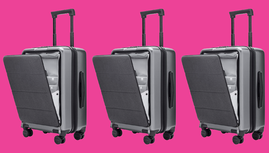 amazon prime ninetygo luggage deal