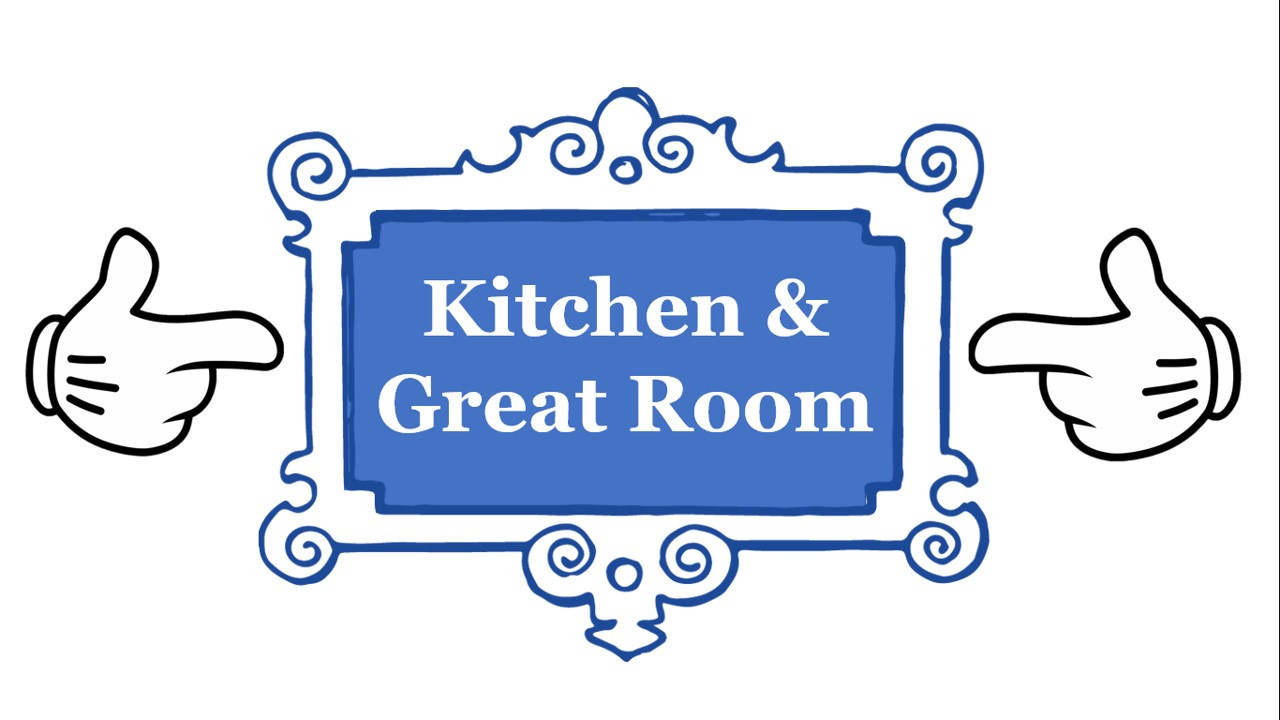 Kitchen & Great Room