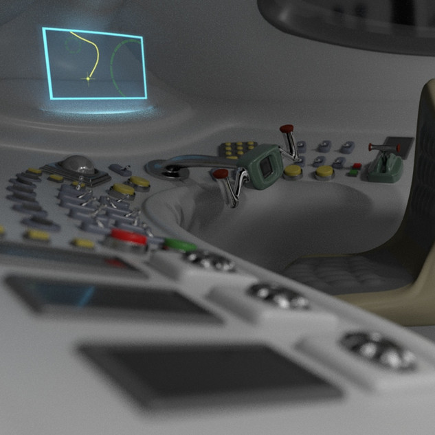 Cockpit low