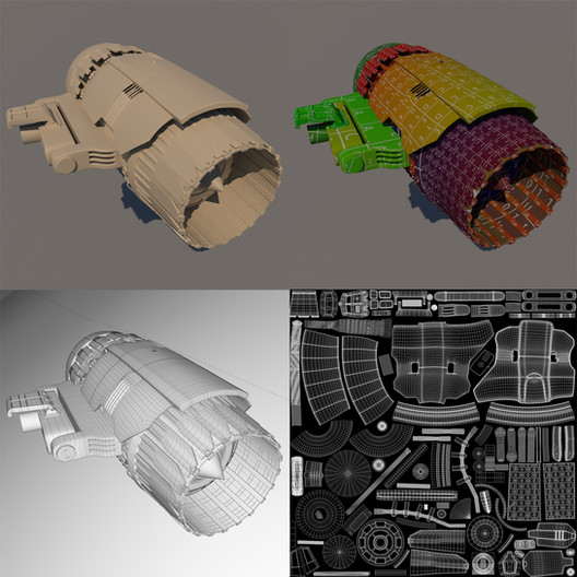 Engine UVs