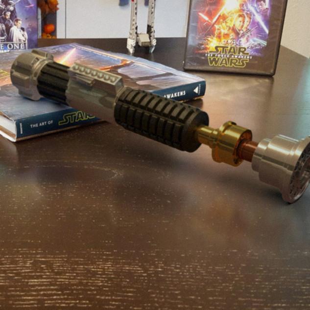 A More Elegent Weapon