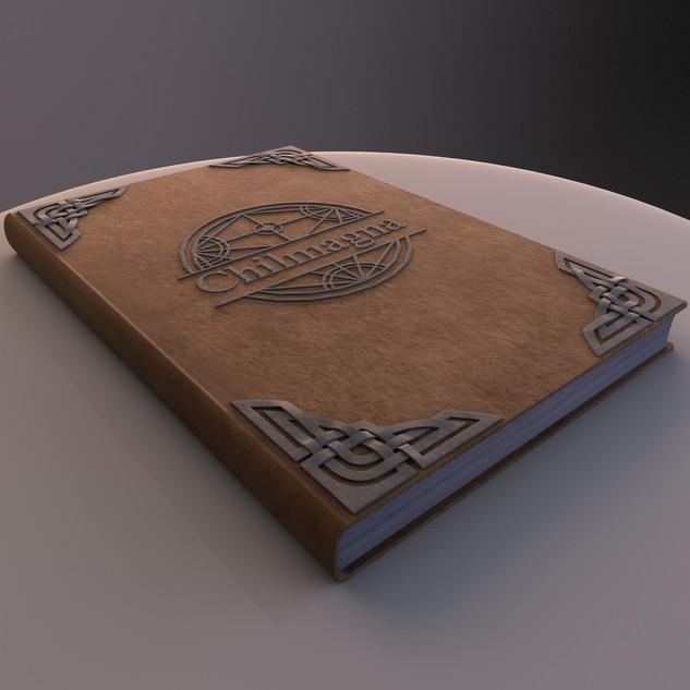 Chilmagna the book