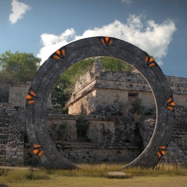 Stargate Ruins