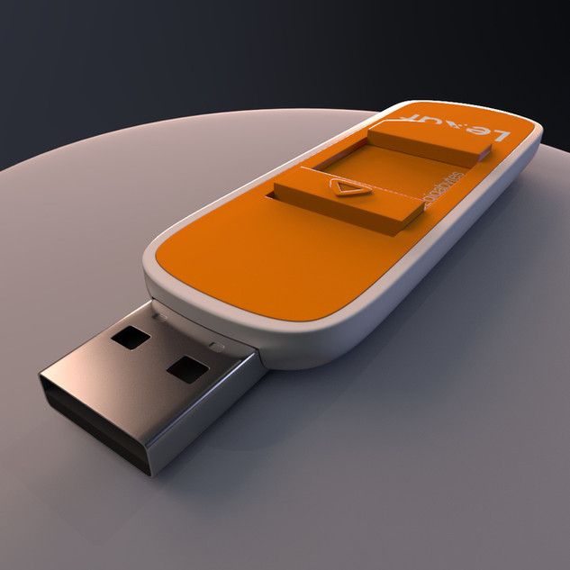 Lexar USB drive