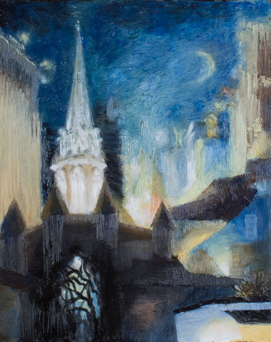 Cathedral spire - sold