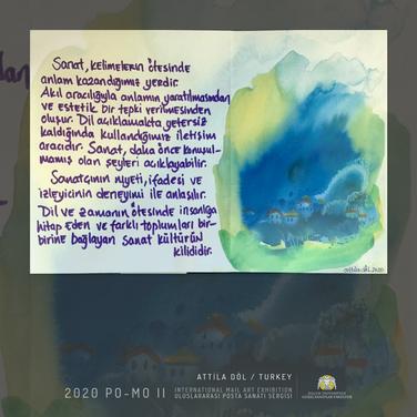 ATTİLA DÖL : TURKEY