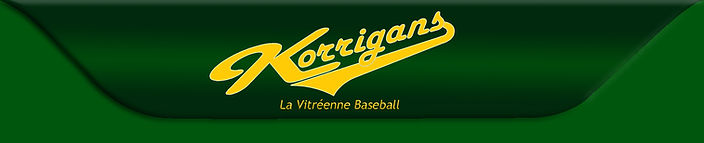 baseball vitré, Korrigans baseball