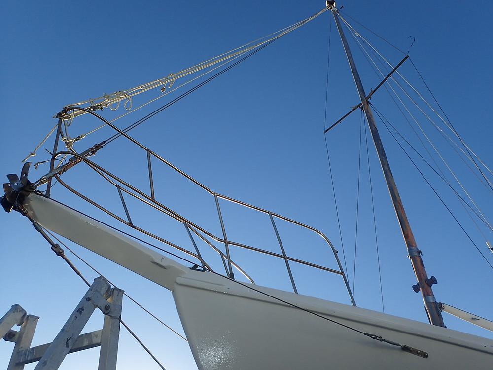 Wynnum Manly Yacht Club slip way