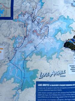 Lake Argyle trip