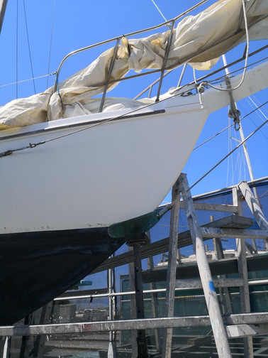The successful conversion of our small 28ft wooden liveaboard sailboat to an electric vessel