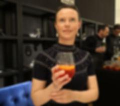 Cocktails at David Jones Queens Plaza Br