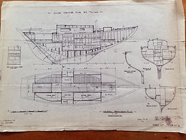 Alan Buchanan clyde crusier plans