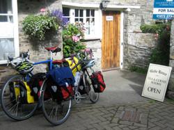Cornish tea room 2011