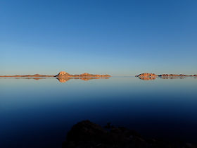 Bay of Islands, Lake Argyle