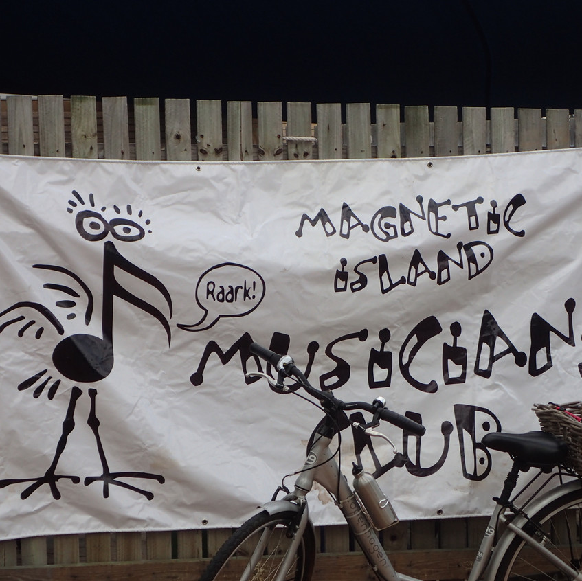 Muso club on Maggie