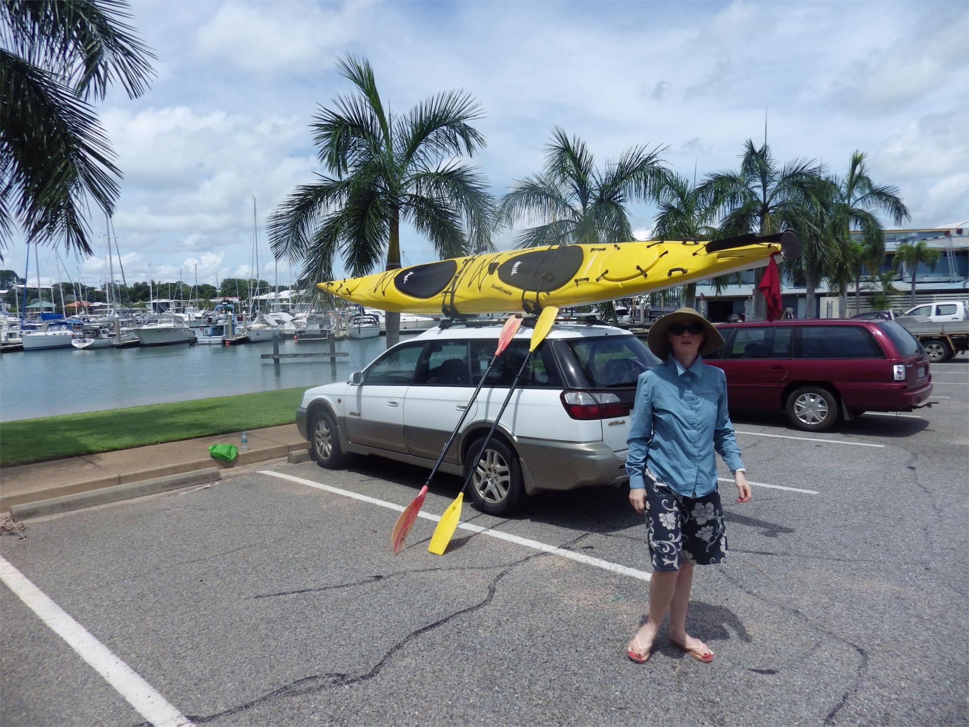 Cullen Bay kayak wander