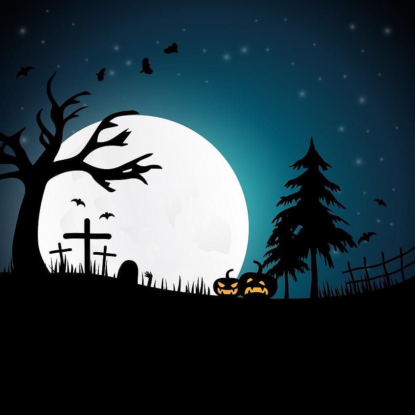 Virtual Halloween Quiz Night