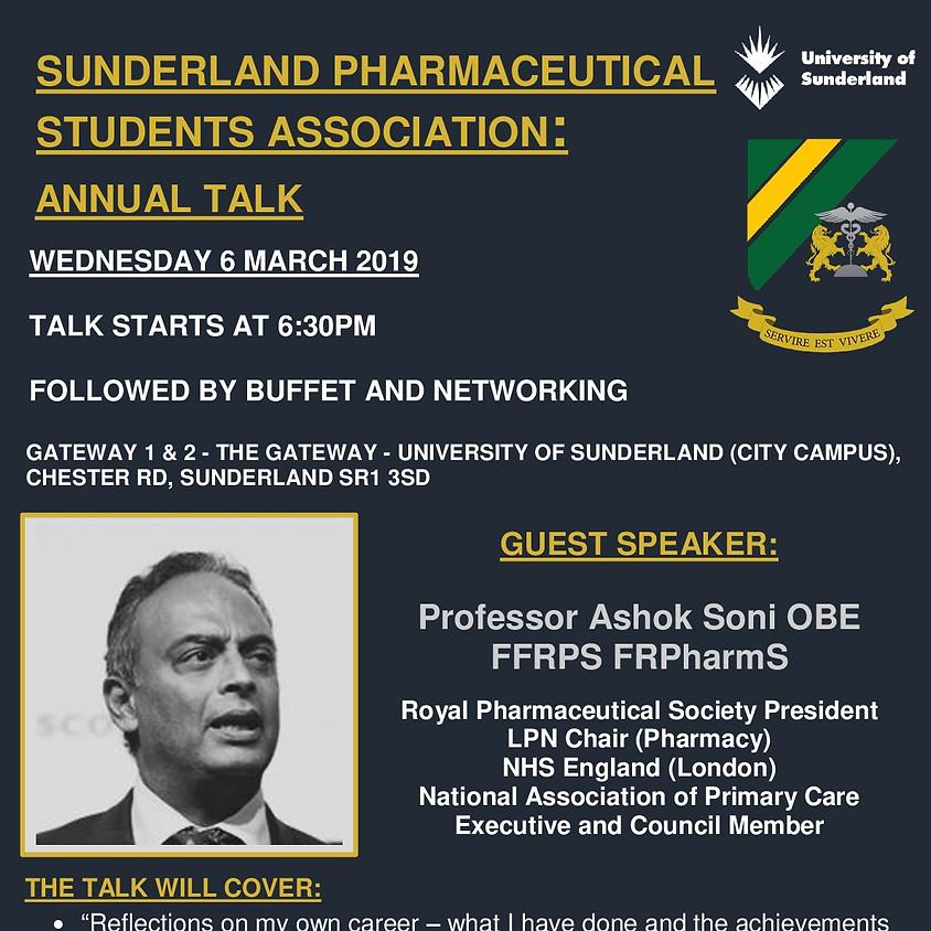 SPSA Annual Talk 2019