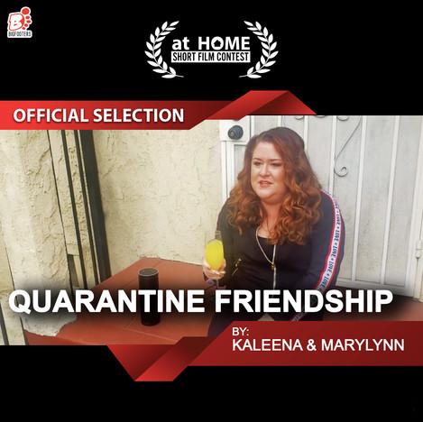 Quarantine Friendship