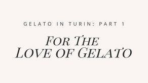For the Love of Gelato
