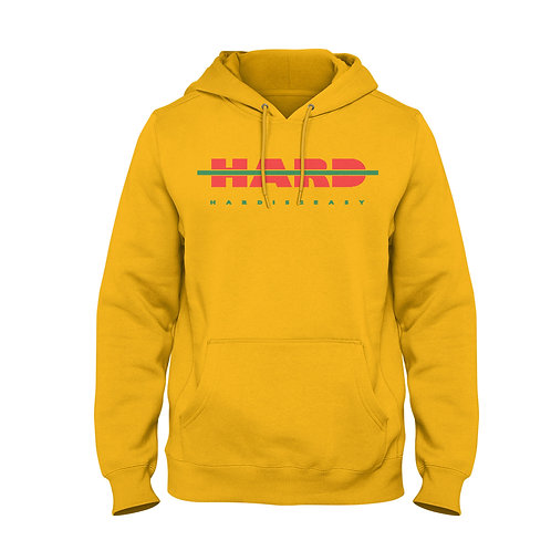 Gold x Red/Green Canceled Hoodie