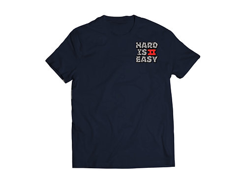 The Navy Patch Tee