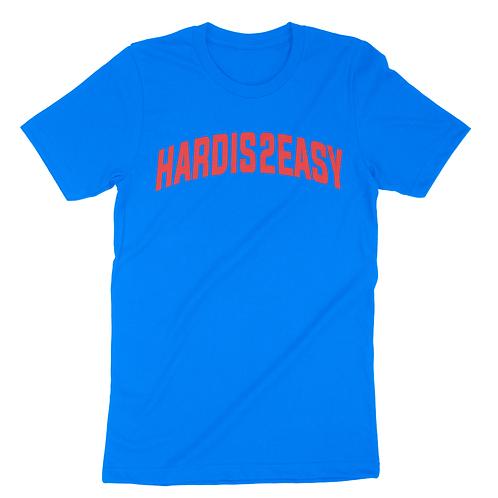 Electric Blue Arch Shirt