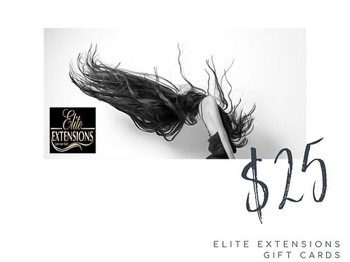 $25 Elite Gift Card