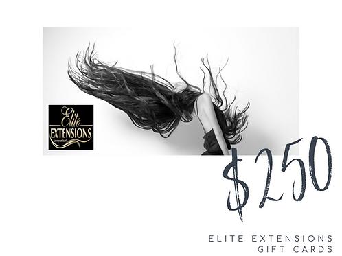 $250 Elite Gift Card