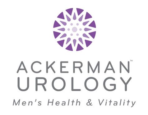 Ackerman Urology New Standard Logo - Tra