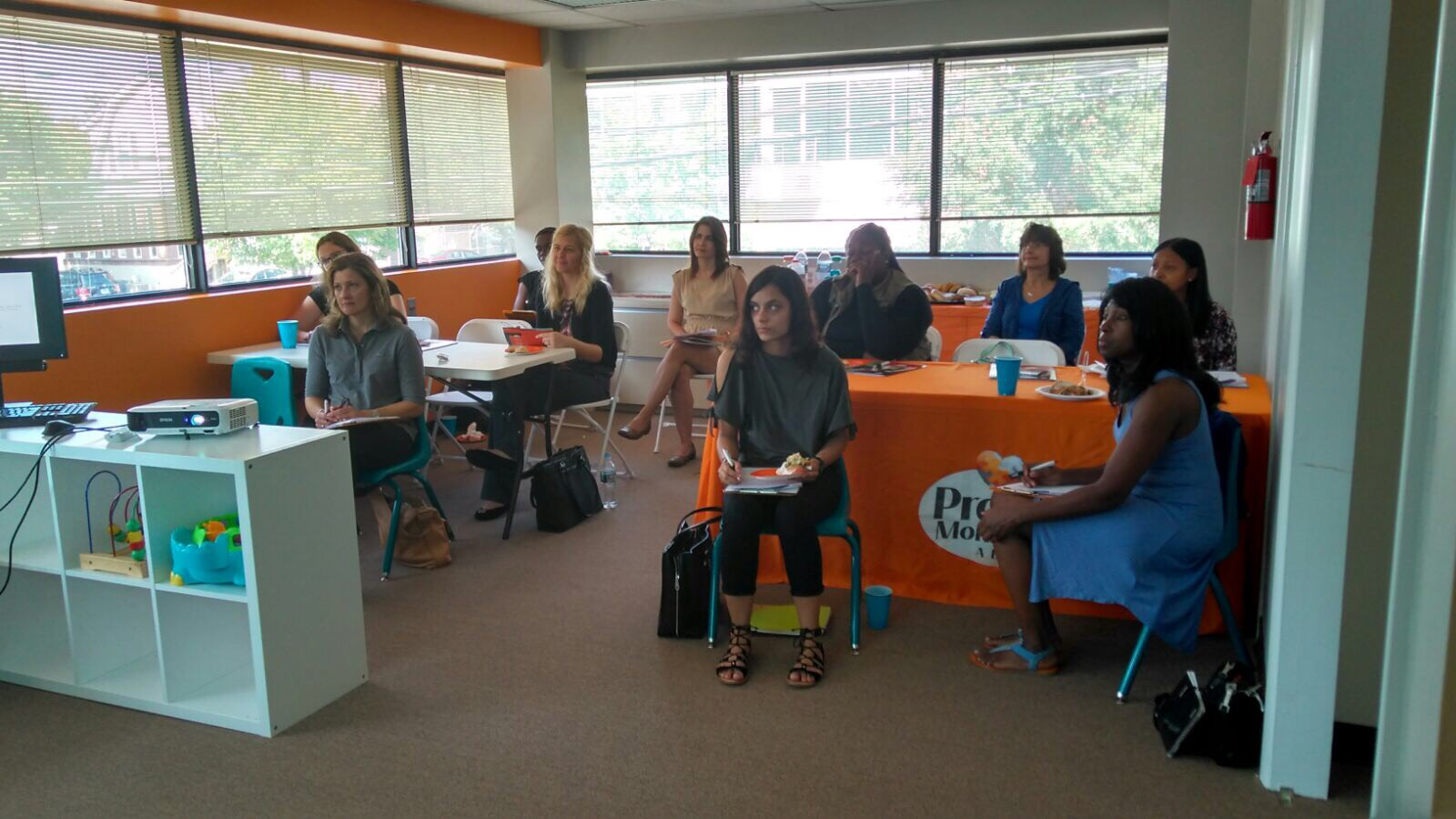 Jillian Esser Presents ABCs of ABA Workshop, Baltimore