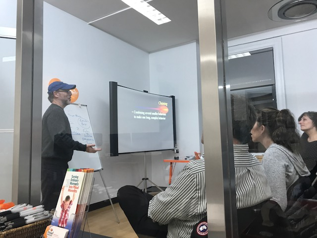November 30th Dr Bobby Newman in Manhattan workshop (1)