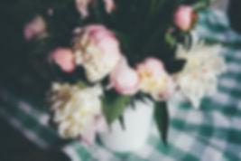 Blumen für Hochzeit, Trauer / Blumen & Geschenke /Pfingstrosen