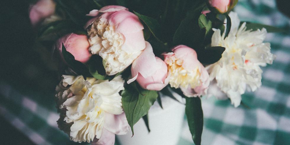 〜花と星と〜8月