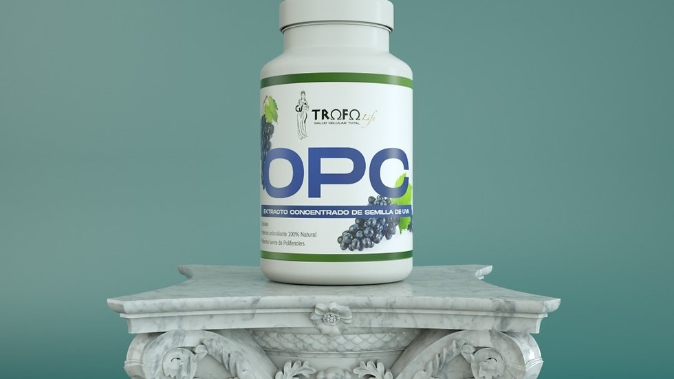 OPC  Extracto de semilla de uva de alta calidad