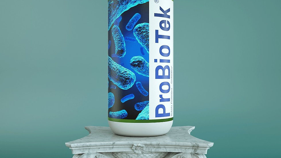 ProBioTek  Bebida Probiótica Natural Orgánica Limpiador y Regenerador Intestinal