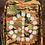 Thumbnail: Orange Camo Peace Flower Power Jacket