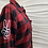 Thumbnail: Red Button Up Plaid Love Top