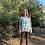 Thumbnail: Heather Grey Messenger Dove Round Neck
