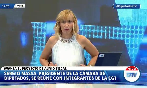 Lorena Matzen - Entrevista DTV  2 de Marzo de 2021.