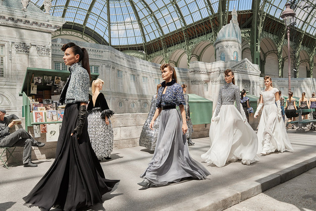 Paris Haute Couture Round Up
