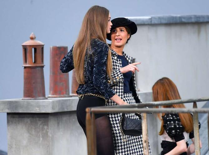 Fashion Week Highlights: Paris & Milan