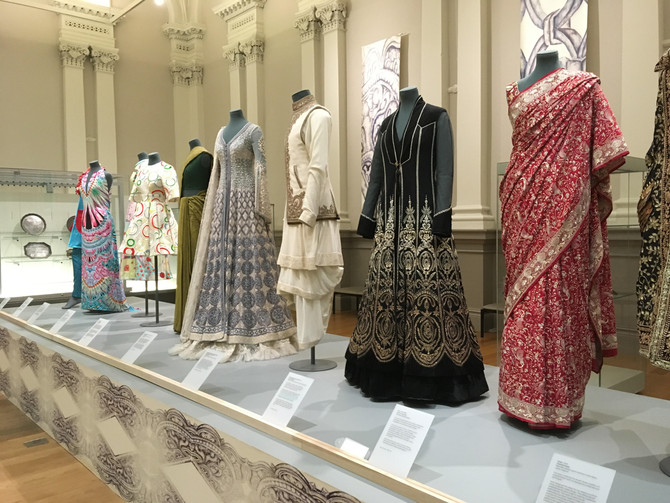 South Asia Design at Manchester Art Gallery