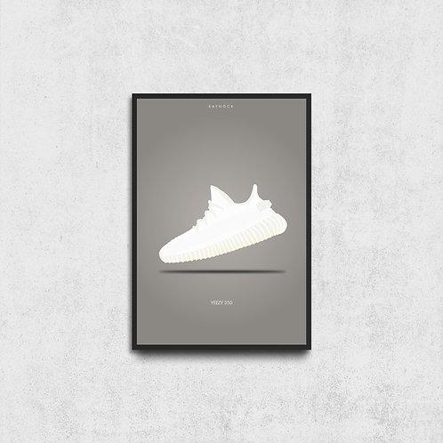 Yeezy 350 - White