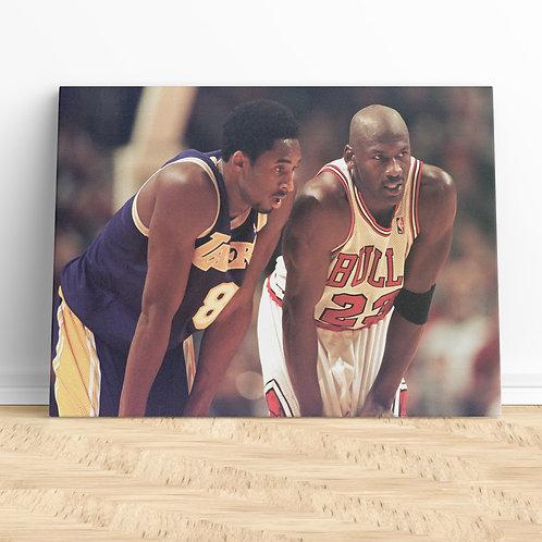 Kobe - Jordan