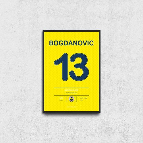 Bogdan Bogdanovic Jersey