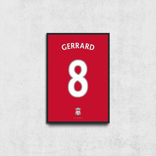Gerrard Jersey