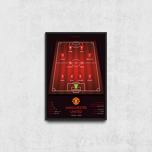 Manchester United 98/99