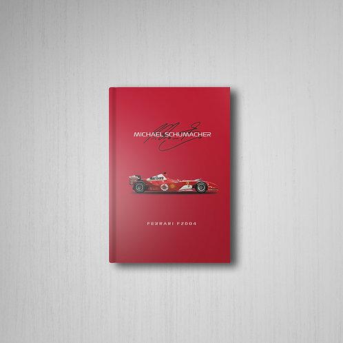 Michael Schumacher Defter