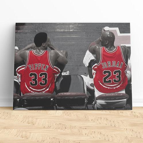 Jordan - Pippen